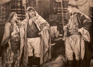 Arabian Love Herschel Mayall and John Gilbert