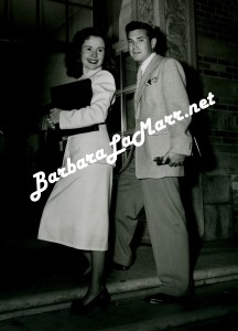 Copy of Don G and Joyce attending school, UCLA night classes